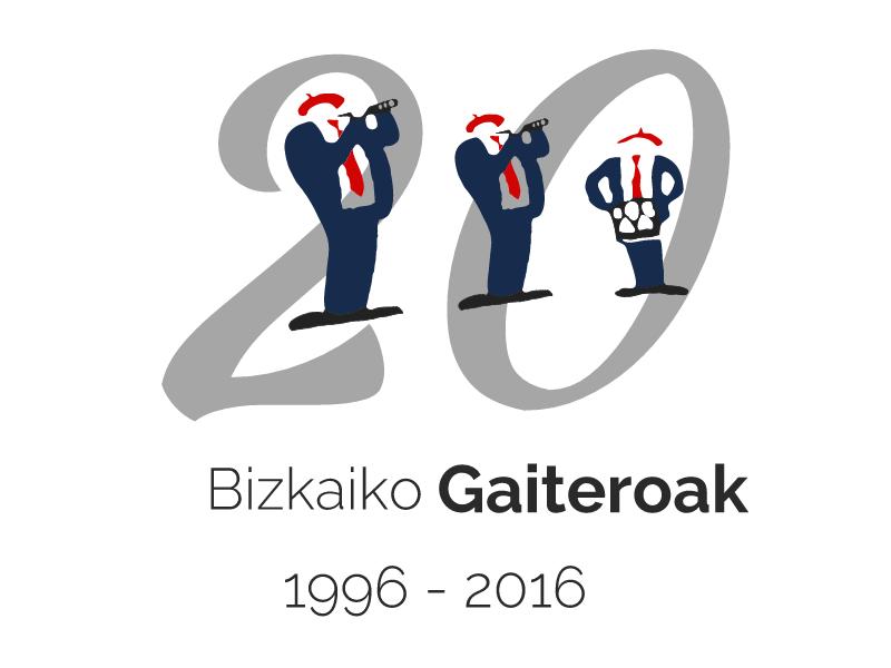 20. Urteurrena Bizkaiko Gaiteroak